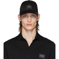 Black Essential Baseball Cap