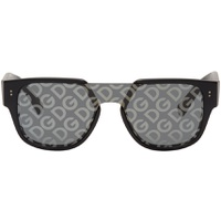 Black Domenico Mask Sunglasses