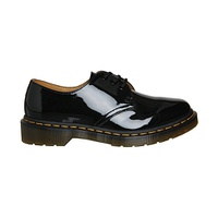 DR. MARTENS 1461 3-eye patent leather shoes