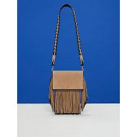 f918ac412a Dvf Fringe Soiree Crossbody Bag