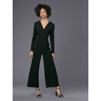 a7ed28f8276 Dvf Long-Sleeve Crossover Jumpsuit