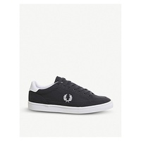 FRED PERRY Deuce canvas trainers