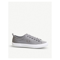 FRED PERRY Horton canvas trainers
