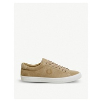 FRED PERRY Underspin suede trainers