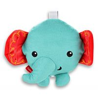 Fisher-Price Peek-a-boo Giggles Bitsy, Elephant Plush Pal