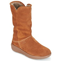 FitFlop SUPERCUSH MUKLUK BOOTS Chestnut