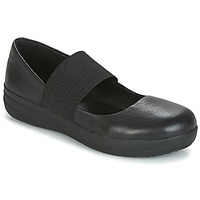 FitFlop F-Sporty Mary Jane Black