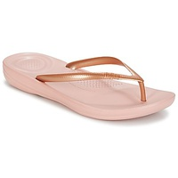 FitFlop IQUSHION ERGONOMIC FLIP-FLOPS Nude / Pink / Gold