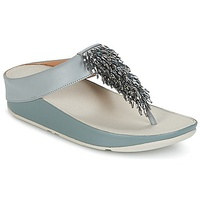 FitFlop CHA-CHA TOE-THONG SANDALS CRYSTAL Blue
