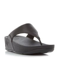 FitFlop Lulu Plain Toepost Sandals