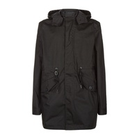 Fred Perry Hooded Longline Parka