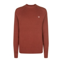 Fred Perry Ribbed Knit Sweater