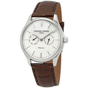 Frederique Constant Classics Silver Dial Mens Watch FC-259BRST5B6