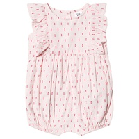 Gap Spring Pink Clip Dot Shorty