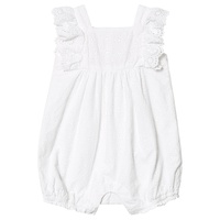 Gap White Eyelet Shorty