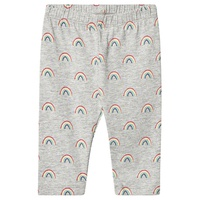 Gap Grey Rainbow Print Leggings