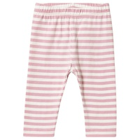 Gap Pink Impatient Stripped Leggings