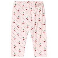 Gap Pink Cameo Print Leggings