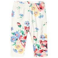 Gap Ivory Frost Print Leggings