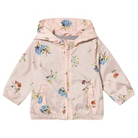 Gap Pink Floral Windbreaker