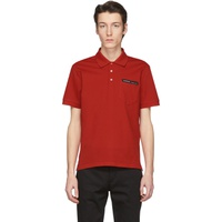 Red Tape Logo Polo