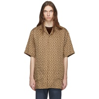 Brown G Rhombus Shirt