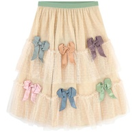 Gucci Half-length tulle skirt