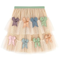 Gucci Dotted tulle skirt