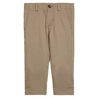 GUCCI Web trim cuffed chinos 6-36 months