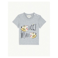 GUCCI Wishify cotton T-shirt 6-9 months
