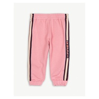 GUCCI Web stripe jogging bottoms