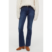 H&M Mini Flare High Jeans