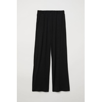 H&M Wide jersey trousers