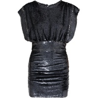 IRO Miracle sequined stretch-jersey mini dress