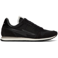 Black Busteen Sneakers