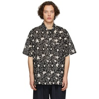 Black Iggy Short Sleeve Shirt