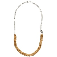 Beige Gilberto Necklace