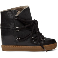 Black Nowles Ankle Boots