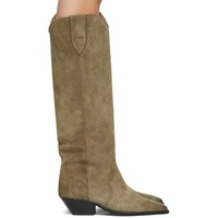 Taupe Denvee Boots