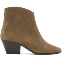Taupe Dacken Boots