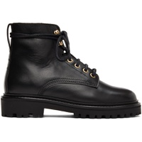 Black Campee Boots