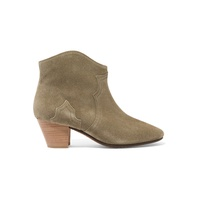 Isabel Marant EEtoile The Dicker suede ankle boots