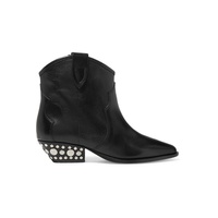be15ad7d9cd Isabel Marant Dawyna studded leather ankle boots