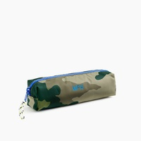 Kids' camo-print pencil case