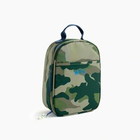 Kids' camo-print lunch box