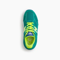 Kids' New Balance® x90 sneakers in larger sizes