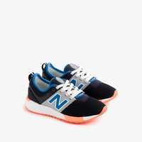 Kids' New Balance® for crewcuts 24/7 sneakers in larger sizes
