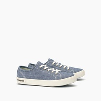 Kids SeaVees® Monterey sneakers in chambray