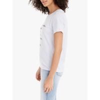 J.Crew Stacked NYC T-Shirt, Shale Blue