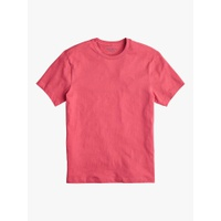 J.Crew Washed Cotton Jersey Crew T-Shirt, Dusty Red